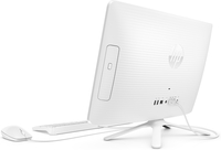 "HP 20-c205la 1.6GHz J3060 19.45"" 1600 x 900Pixel Bianco PC All-in-one"