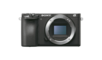 Sony a a6500 + 18-105 mm Kit fotocamere SLR 24.2MP CMOS 6000 x 4000Pixel Nero