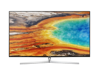 "Samsung 55MU8009 55"" 4K Ultra HD Smart TV Wi-Fi Argento LED TV"