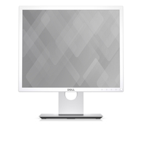 "DELL P1917S 19"" HD IPS Opaco Bianco monitor piatto per PC"