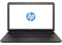 "HP 17-y039ng 2.2GHz A8-7410 17.3"" 1600 x 900Pixel Nero Computer portatile"