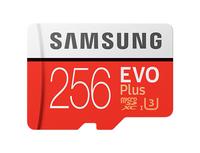 MEMORY CARD MICRO SD/TRANSFLASH 256GB SAMSUNG CLASSE 10 MB-MC256GA/EU