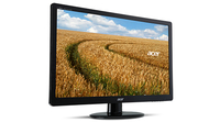 "Acer S0 S230HLBbd 23"" Full HD Nero monitor piatto per PC"
