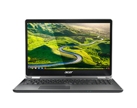 "Acer Aspire R 15 R5-571TG-56NW 2.50GHz i5-7200U 15.6"" 1920 x 1080Pixel Touch screen Argento Ibrido (2 in 1)"