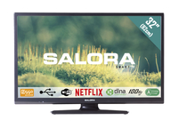 "Salora 32EHS2000 32"" HD Smart TV Wi-Fi Nero LED TV"
