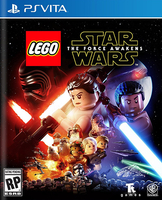 Sony LEGO Star Wars: The Force Awakens, PS Vita Basic PlayStation Vita Inglese videogioco