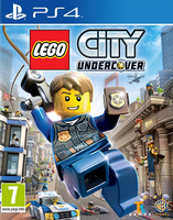 Sony LEGO City Undercover, Playstation 4 Basic PlayStation 4 Inglese videogioco
