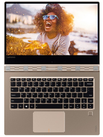 "Lenovo Yoga 910-13 2.70GHz i7-7500U 13.9"" 3840 x 2160Pixel Touch screen Oro Ibrido (2 in 1)"