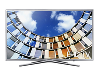 "Samsung UE49M5600 49"" Full HD Smart TV Wi-Fi Nero, Argento LED TV"