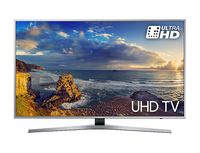 "Samsung UE49MU6400 49"" 4K Ultra HD Smart TV Wi-Fi Argento LED TV"