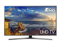 "Samsung UE55MU6470 55"" 4K Ultra HD Smart TV Wi-Fi Nero, Titanio LED TV"