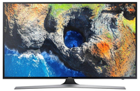 "Samsung 55MU6170 55"" 4K Ultra HD Smart TV Nero, Argento LED TV"