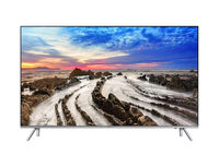 "Samsung UE55MU7000T 55"" 4K Ultra HD Smart TV Wi-Fi Argento LED TV"