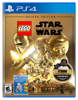 Sony LEGO Star Wars VII : The Force Awakens, PS 4 Basic PlayStation 4 Inglese videogioco