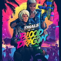 Sony Trials of the Blood Dragon PS4 Base+DLC PlayStation 4 videogioco