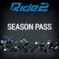 Sony Ride 2 Season Pass, PS4 PlayStation 4