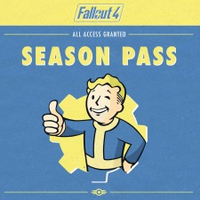 Sony Fallout 4 Season Pass, PS4 PlayStation 4