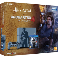 Sony PlayStation 4 Limited Edition + Uncharted 4: A Thief