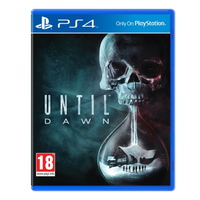 Sony Until Dawn, PlayStation 4 Basic PlayStation 4 Francese videogioco