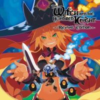 Sony The Witch and the Hundred Knight: Revival Edition, PS4 Basic PlayStation 4 videogioco