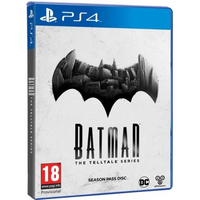 Sony Batman - The Telltale Series - Season Pass, PS4 Basic PlayStation 4 Inglese, Francese videogioco