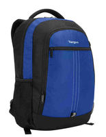 "Targus 15.6"" City Backpack Blue 15.6"" Zaino Blu, Nero"