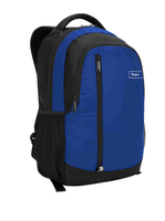 "Targus 15.6"" Sport Backpack Blue 15.6"" Zaino Nero, Blu"