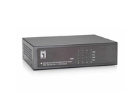 LevelOne FEP-0812 Fast Ethernet (10/100) Supporto Power over Ethernet (PoE) Grigio