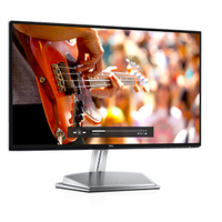 "DELL S Series S2418H 23.8"" Full HD IPS Opaco Nero, Argento monitor piatto per PC LED display"