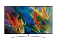 "Samsung 75Q7F 75"" 4K Ultra HD Smart TV Wi-Fi Argento, Acciaio inossidabile LED TV"