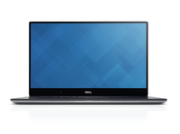 "DELL XPS 9560 2.8GHz i7-7700HQ 15.6"" 3840 x 2160Pixel Touch screen Argento Computer portatile"