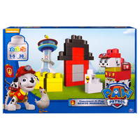 Paw Patrol small box of blocks set per costruzioni