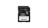 Sony 32GB UHS-II SD 32GB SDHC UHS-II Classe 10 memoria flash