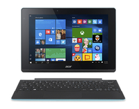 "Acer Aspire Switch 10 E SW3-013-17K6 1.33GHz Z3735F 10.1"" 1280 x 800Pixel Touch screen Nero, Blu Ibrido (2 in 1)"