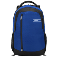 Targus Sport Bp Blue Black 15.6 TSB89102US Nero/Blu zaino