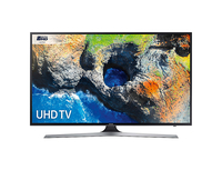 "Samsung MU6100 50"" 4K Ultra HD Smart TV Wi-Fi Nero LED TV"