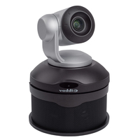 Vaddio ConferenceSHOT AV Bundle - Huddle Full HD Nero, Argento 2.14MP Collegamento ethernet LAN sistema di conferenza