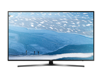 "Samsung UA55KU6400K 55"" 4K Ultra HD Smart TV Wi-Fi Nero LED TV"