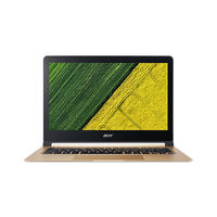 "Acer Swift SW7-272-M92J 1.1GHz m5-6Y54 12.5"" 1920 x 1080Pixel Touch screen Nero, Oro Computer portatile"