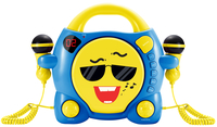 Bigben Interactive My Milo Portable CD player Blu, Giallo