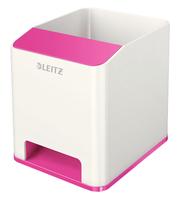 Leitz 53631023 Polystyrene Pink, White pen/pencil holder