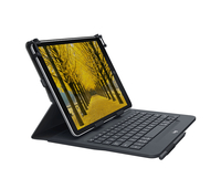 "Logitech 920-008340 9.7"" Custodia a libro Nero custodia per tablet"