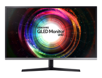"Samsung U32H850 32"" 4K Ultra HD VA Nero, Argento monitor piatto per PC"