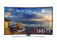 "Samsung UE65MU6200 65"" 4K Ultra HD Smart TV Wi-Fi Nero, Argento LED TV"