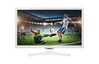 "MONITOR LED TV 23,6"" LG 24MT49VW-WZ EUROPA WHITE"