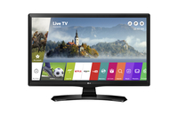 "MONITOR TV 24"" LED HD LG"