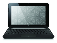 "HP Mini 210-1011EG 1.66GHz N450 10.1"" 1024 x 600Pixel Argento Netbook"