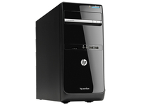 HP Pavilion p6-2100eg 2.7GHz A4-3400 Mini Tower Nero PC
