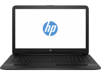 "HP 17-x172nb 2.70GHz i7-7500U 17.3"" 1600 x 900Pixels Zwart Notebook"