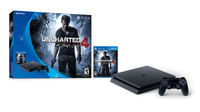 Sony PlayStation 4, Uncharted 4 Bundle 1000GB Wi-Fi Nero